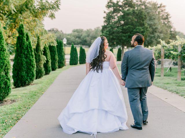 Kaitlin and Tyler's Wedding in Bealeton, Virginia 68