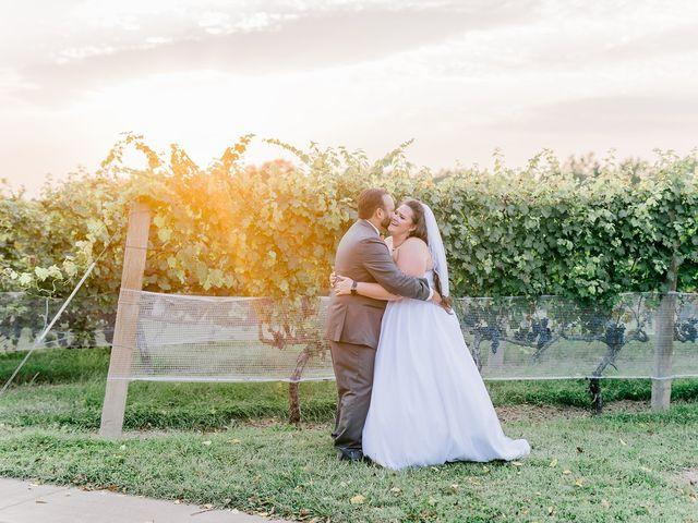Kaitlin and Tyler's Wedding in Bealeton, Virginia 69