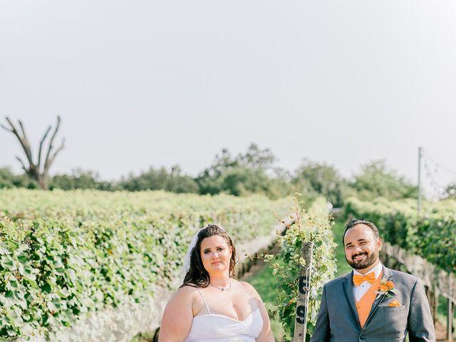 Kaitlin and Tyler's Wedding in Bealeton, Virginia 74
