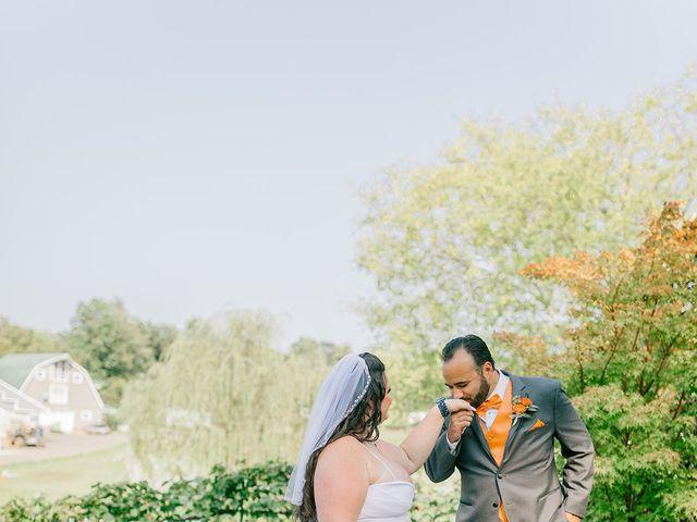 Kaitlin and Tyler's Wedding in Bealeton, Virginia 75