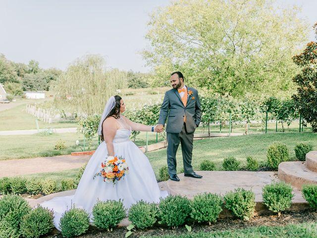Kaitlin and Tyler's Wedding in Bealeton, Virginia 2