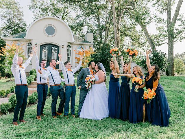 Kaitlin and Tyler's Wedding in Bealeton, Virginia 77