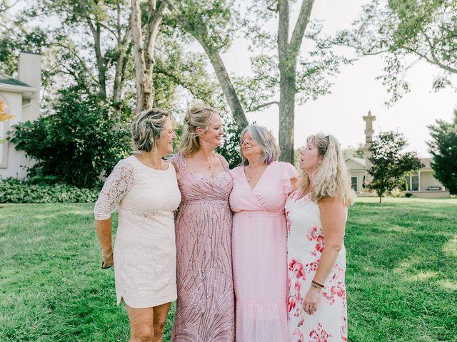 Kaitlin and Tyler's Wedding in Bealeton, Virginia 78