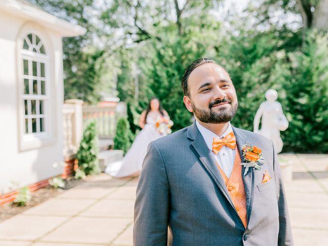 Kaitlin and Tyler's Wedding in Bealeton, Virginia 92