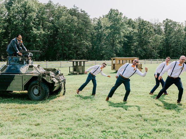 Kaitlin and Tyler's Wedding in Bealeton, Virginia 94