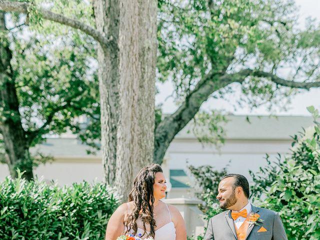 Kaitlin and Tyler's Wedding in Bealeton, Virginia 96