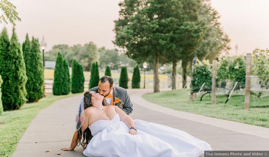 Kaitlin and Tyler's Wedding in Bealeton, Virginia