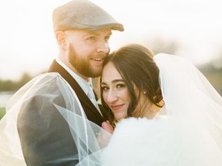 The wedding of Meghan and Ryan 1