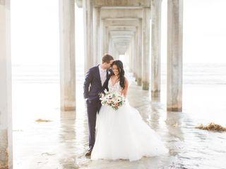 Micheal and Kristen's Wedding in La Jolla, California 3