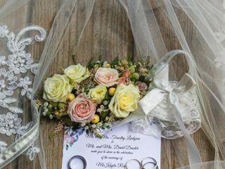 The wedding of McKayla and Nathan 1