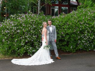The wedding of McKayla and Nathan
