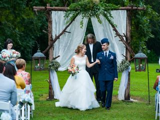 The wedding of Anna and Thomas 1