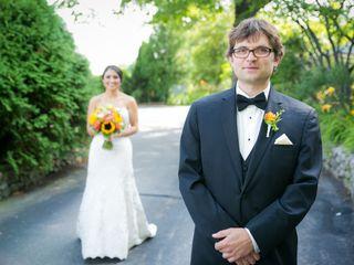 The wedding of Isaac and Tina 2