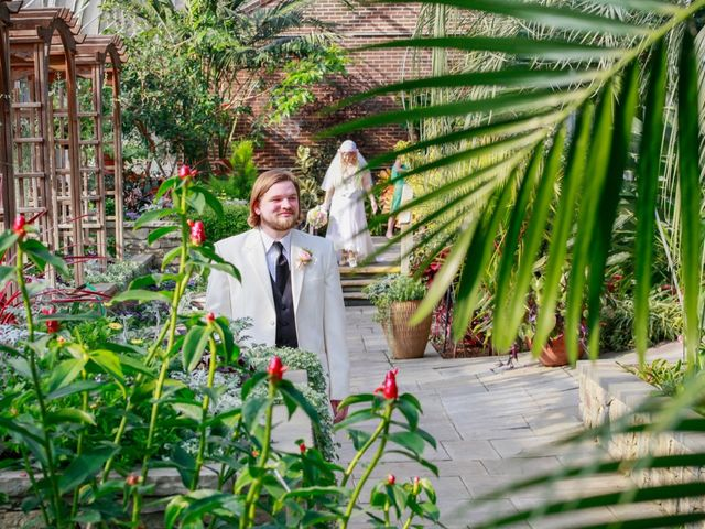 Laura and Austin's Wedding in Rockville, Maryland 3