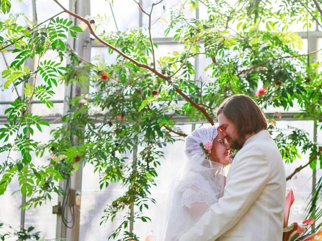 Laura and Austin's Wedding in Rockville, Maryland 5