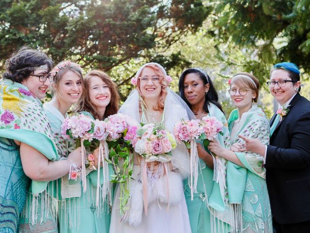 Laura and Austin's Wedding in Rockville, Maryland 9