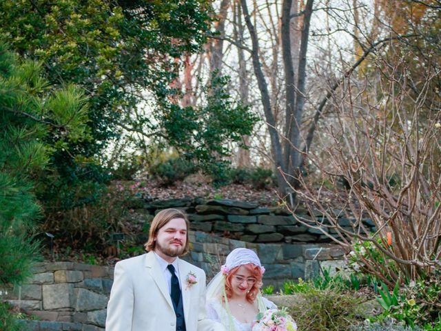 Laura and Austin's Wedding in Rockville, Maryland 12