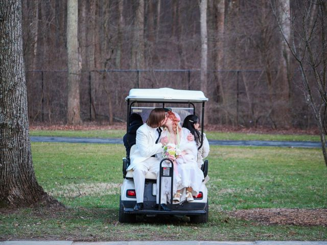 Laura and Austin's Wedding in Rockville, Maryland 18