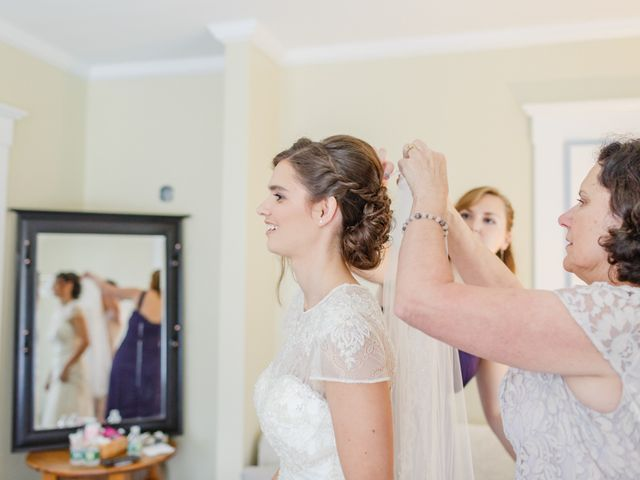 Anna and Jessica's Wedding in Durham, New Hampshire 14