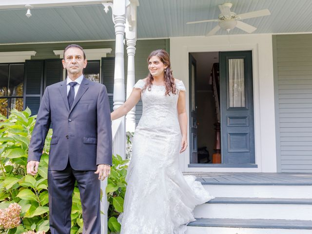 Anna and Jessica's Wedding in Durham, New Hampshire 22