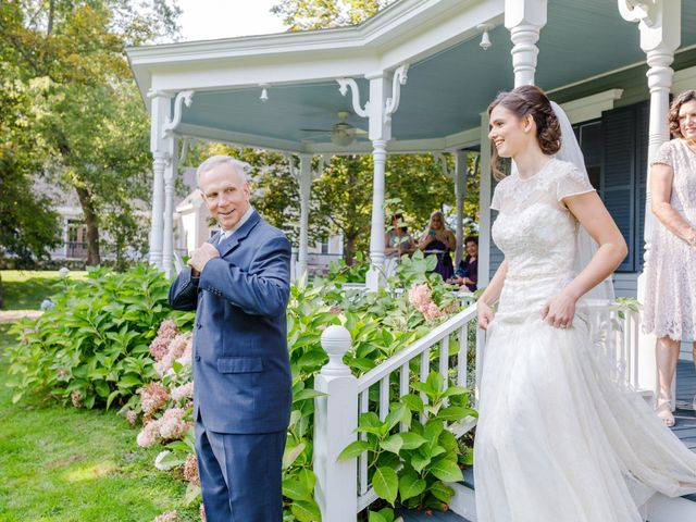 Anna and Jessica's Wedding in Durham, New Hampshire 28