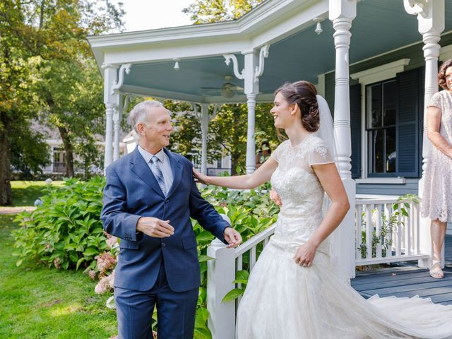 Anna and Jessica's Wedding in Durham, New Hampshire 29