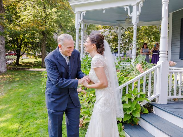 Anna and Jessica's Wedding in Durham, New Hampshire 30