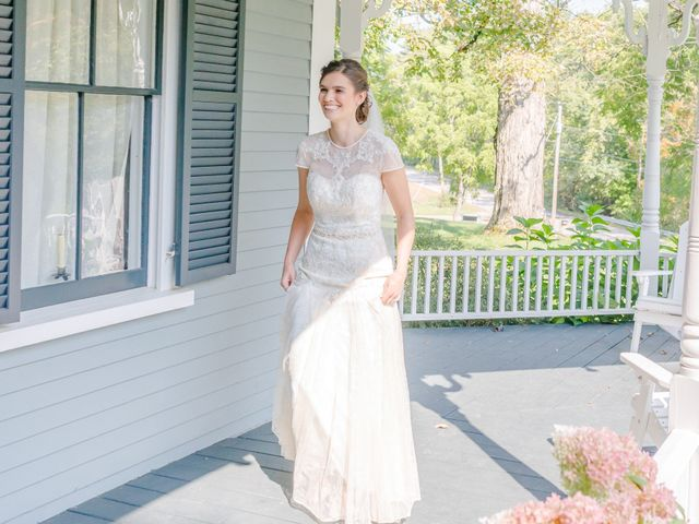 Anna and Jessica's Wedding in Durham, New Hampshire 32