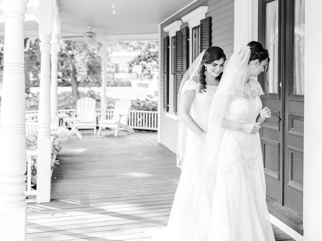 Anna and Jessica's Wedding in Durham, New Hampshire 33