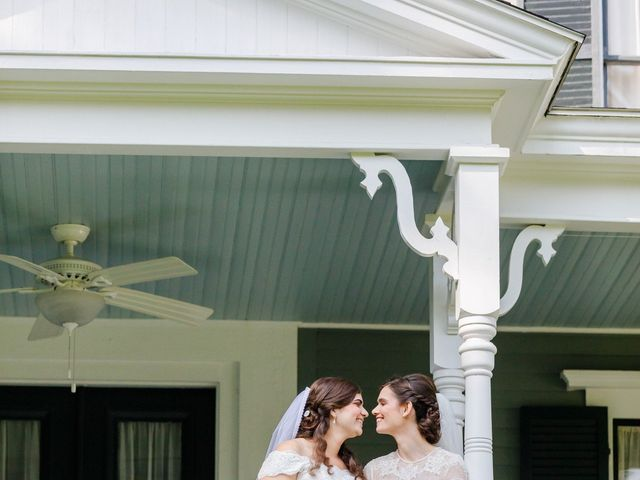 Anna and Jessica's Wedding in Durham, New Hampshire 35