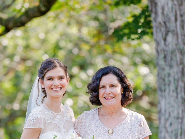Anna and Jessica's Wedding in Durham, New Hampshire 39