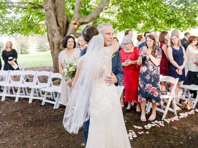 Anna and Jessica's Wedding in Durham, New Hampshire 45