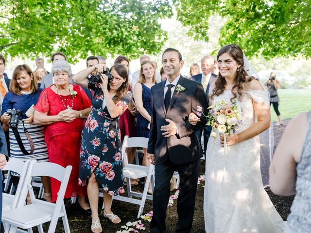 Anna and Jessica's Wedding in Durham, New Hampshire 49