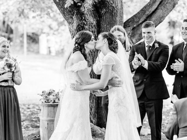 Anna and Jessica's Wedding in Durham, New Hampshire 63