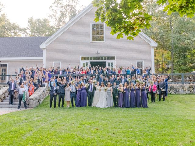 Anna and Jessica's Wedding in Durham, New Hampshire 66