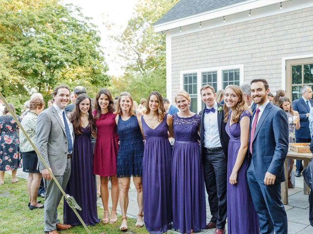 Anna and Jessica's Wedding in Durham, New Hampshire 68