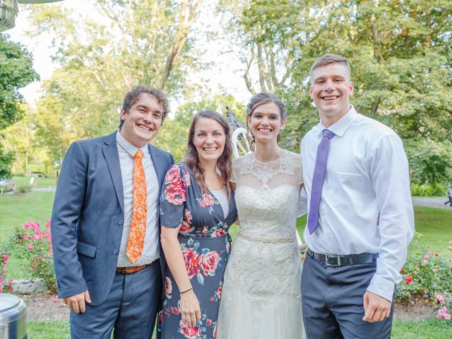 Anna and Jessica's Wedding in Durham, New Hampshire 72