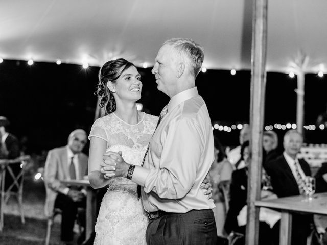 Anna and Jessica's Wedding in Durham, New Hampshire 96