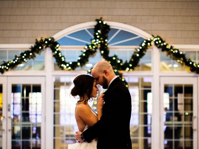 Ryan and Meghan's Wedding in Springfield, Pennsylvania 2