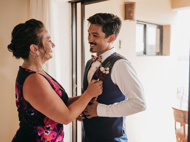 Adam and Macy's Wedding in Bahias De Huatulco, Mexico 13