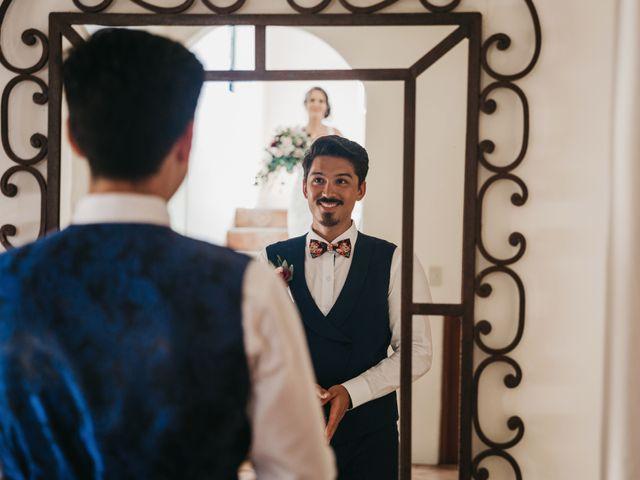 Adam and Macy's Wedding in Bahias De Huatulco, Mexico 32