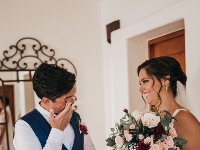 Adam and Macy's Wedding in Bahias De Huatulco, Mexico 34
