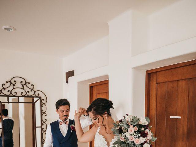 Adam and Macy's Wedding in Bahias De Huatulco, Mexico 35