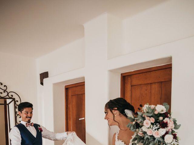 Adam and Macy's Wedding in Bahias De Huatulco, Mexico 36