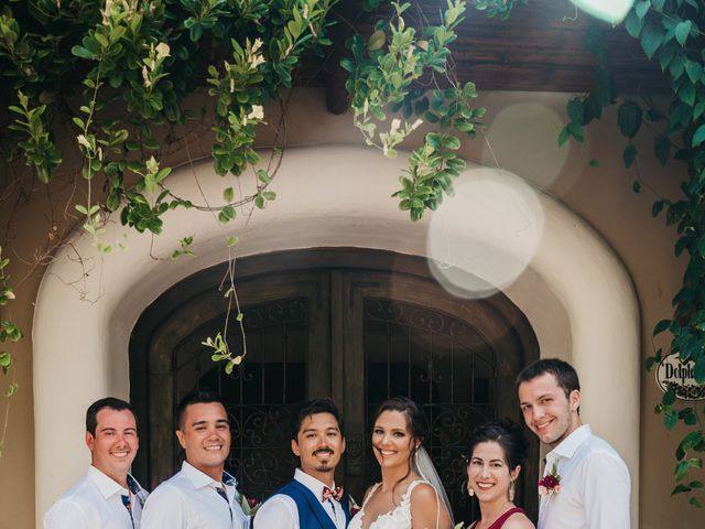 Adam and Macy's Wedding in Bahias De Huatulco, Mexico 40