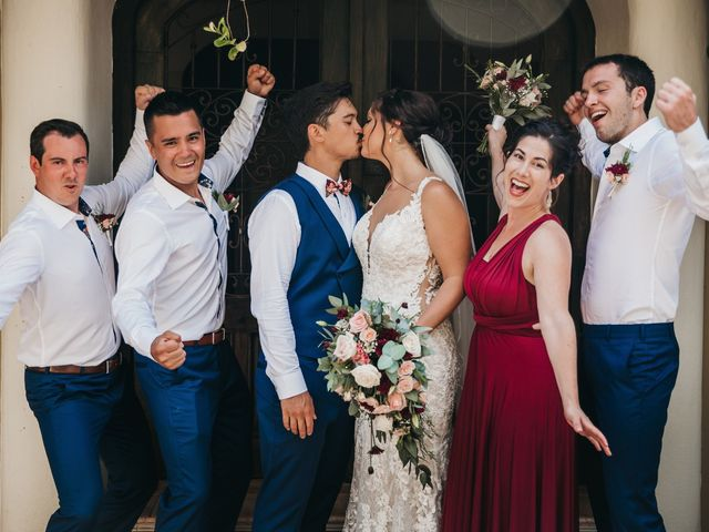 Adam and Macy's Wedding in Bahias De Huatulco, Mexico 41