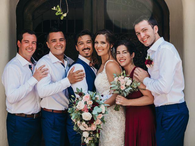 Adam and Macy's Wedding in Bahias De Huatulco, Mexico 42
