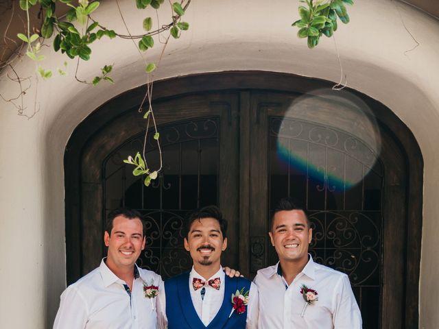 Adam and Macy's Wedding in Bahias De Huatulco, Mexico 43