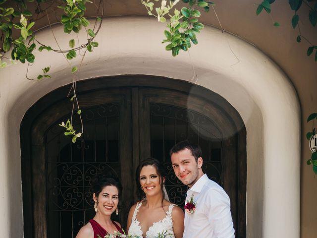 Adam and Macy's Wedding in Bahias De Huatulco, Mexico 45