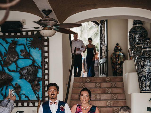 Adam and Macy's Wedding in Bahias De Huatulco, Mexico 56